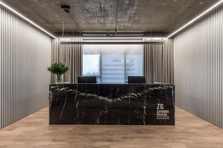 Espacios de trabajo; un diseño sobrio y elegante para la sede de ZG abogados sin perder utilidad y flexibilidad