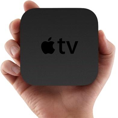 El Apple TV recibe una actualización para dar soporte a algunas características de iOS 6