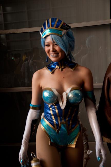 Foto de Cosplay TGS 2011 (23/130)