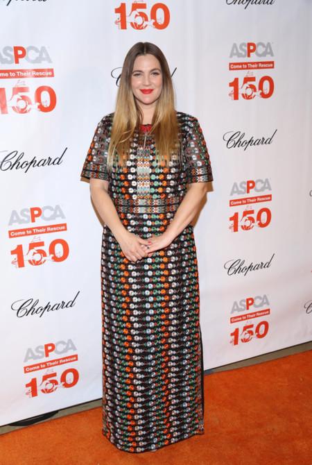 Kate Middleton Drew Barrymore Tory Burch Bhutan 2016 2