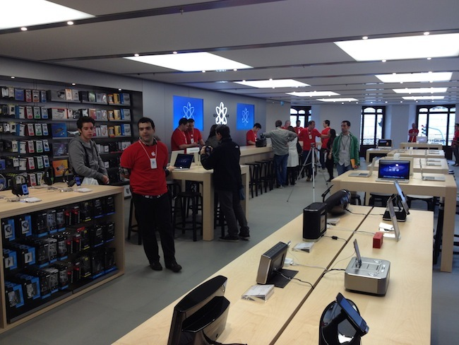 Foto de Apple Store Calle Colón (Valencia) (77/90)