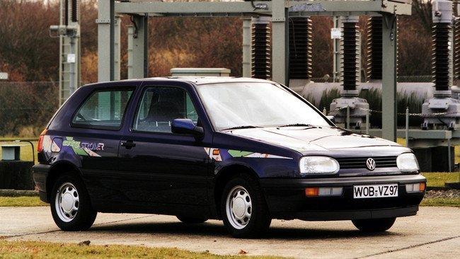 Volkswagen Golf CityStromer (1989)