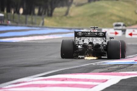 Hamilton France F1 2021