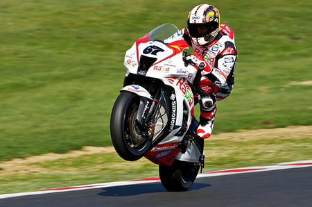 British Superbikes 2012: doblete de Shaney Byrne en el clásico Brands Hatch