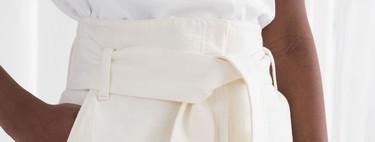Las 15 faldas de lino perfectas para lucir los días de más calor