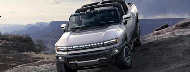 El Hummer eléctrico de 1.000 CV pesa tanto que para conducirlo en España necesitarás el carnet de camión