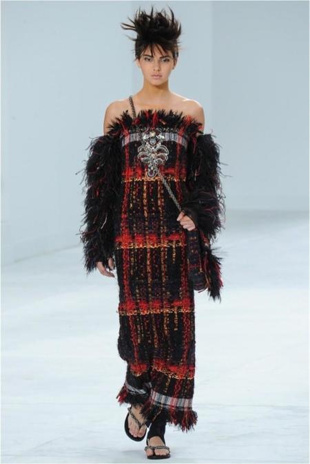 Kendall Jenner, de Chanel Alta Costura al cielo de las top models