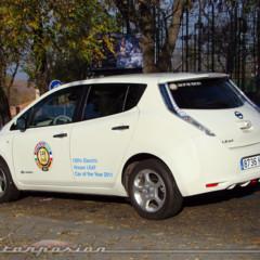 Foto 20 de 27 de la galería nissan-leaf-prueba-de-alto-voltaje-exterior-e-interior en Motorpasión