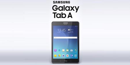 Este sería el Samsung Galaxy Tab A (2016) con S Pen incluida