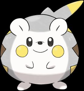 Pokemon Sol Luna Togedemaru