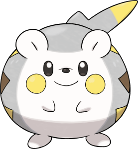 Pokemon Sol Luna Togedemaru