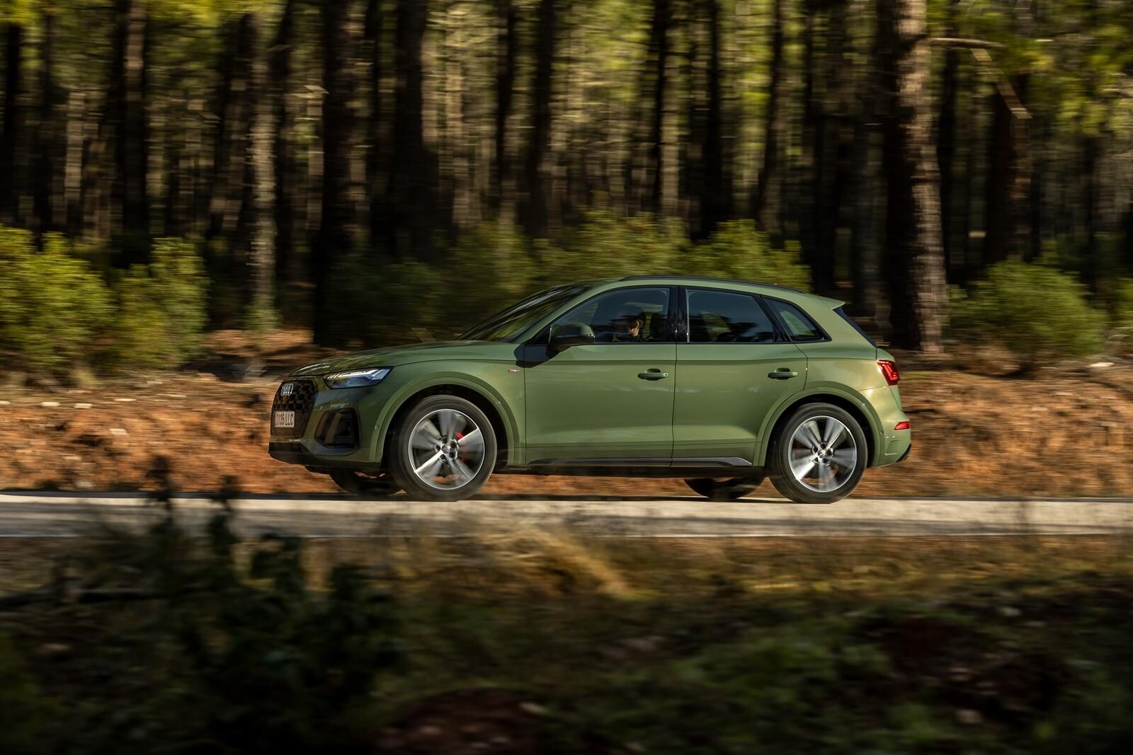 Foto de Audi Q5 2020, prueba (46/52)