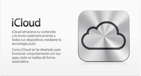 """Apple presenta por fin iCloud, su gran apuesta por el contenido """"en la nube"""""""