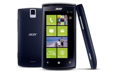 Acer se prepara para lanzar un smartphone con Windows Phone en 2015