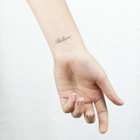 La colección de verano de Paper Ink, tatuajes 'vintage' con un 'look' victoriano y gráfico
