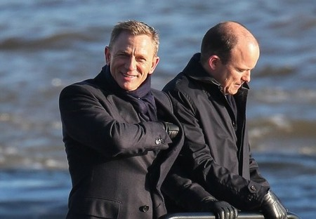 'Spectre', primeras imágenes del rodaje de la 24ª película de 007
