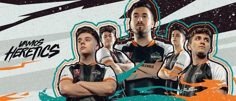 Team Heretics sigue vivo en CWL London 2019 después de dos jornadas impresionantes y un tropiezo ante OpTic Gaming