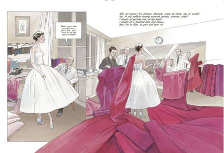 """El cómic que se tiene que leer Maria Grazia Chiuri, la nueva directora creativa de Dior (y que a tí te encantará también): """"Una chica Dior"""""""