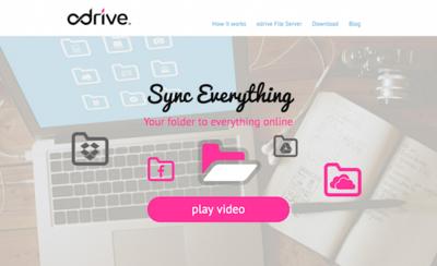 Odrive: cómo mantener organizados nuestros archivos de diferentes servicios de almacenamiento en la nube