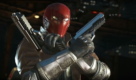 Injustice 2: Red Hood llegará en junio y ya puedes ver su tráiler