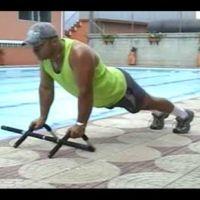 Barra multifunción, una buena manera de entrenar todo el cuerpo en casa