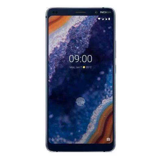 Nokia 9 PureView 6/128GB Dual Sim Azul Libre