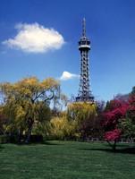 La Torre Petrín: una mini Torre Eiffel en Praga