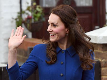 El look de Kate Middleton en su vuelta al trabajo
