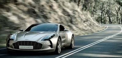 Aston Martin vende todos los One-77