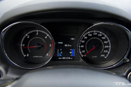 Mitsubishi ASX 2017, prueba toma de contacto