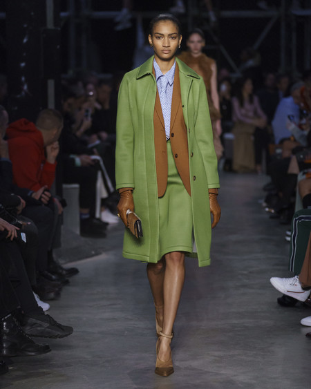 Burberry Autumn Winter 2019 Collection Look 84