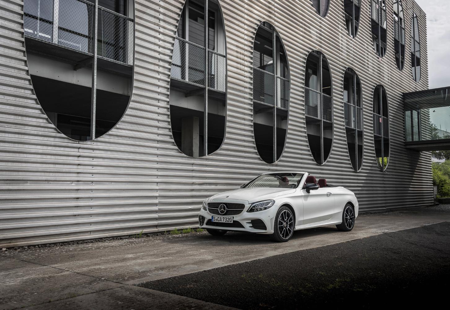 Foto de Mercedes-Benz Clase C 2018, toma de contacto (49/255)