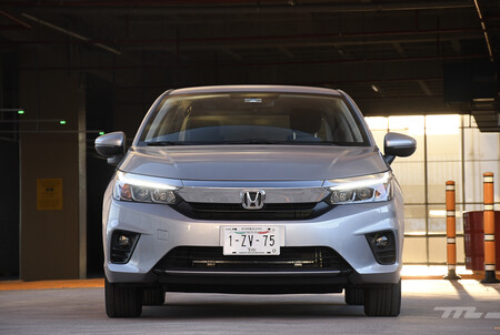 Honda City 2021 Opiniones Video Prueba Mexico 10