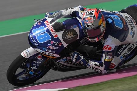 Jorge Martin Gp Catar Moto3 2018 2