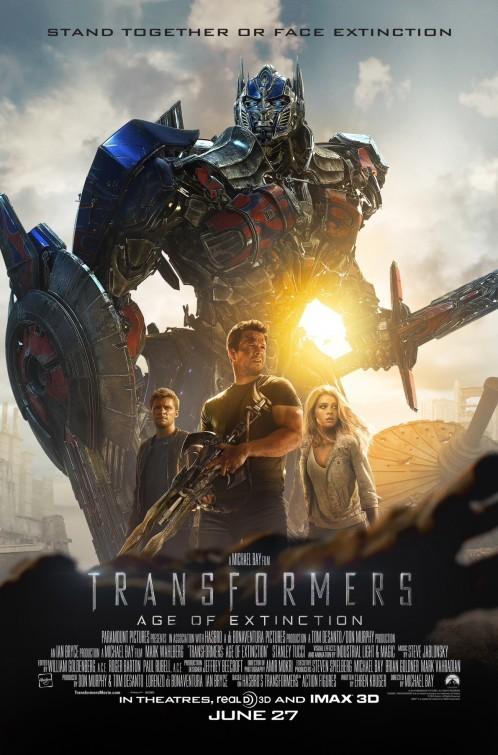 Foto de 'Transformers: La era de la extinción', carteles (12/17)