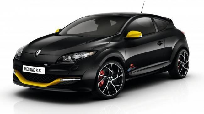 Renault Mégane R.S. Red Bull Racing RB7