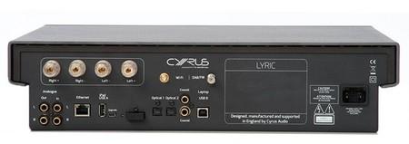 Cyrus Lyryc