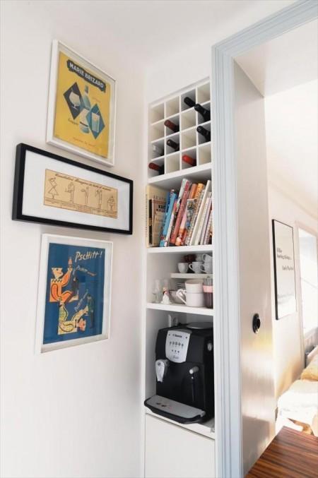 Foto de Casas que inspiran: aprovechar el espacio también en una casa amplia (4/12)