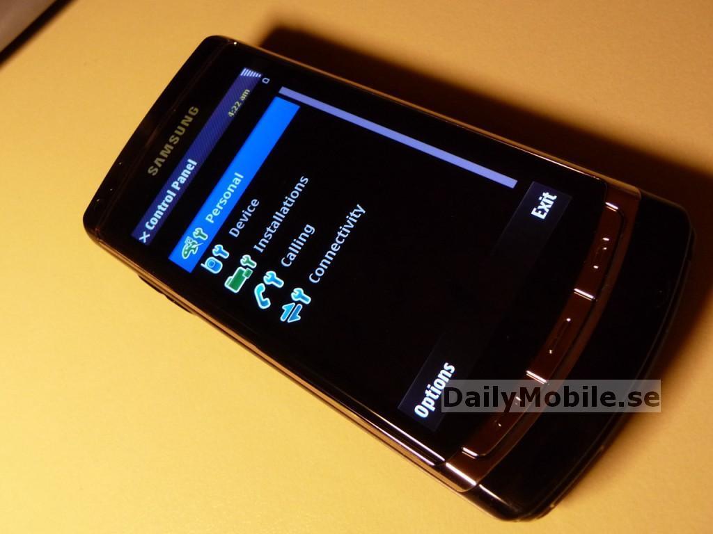 Foto de Samsung Acme i8910 (7/8)
