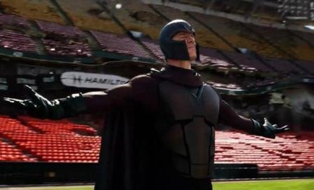 Michael Fassbender es Magneto