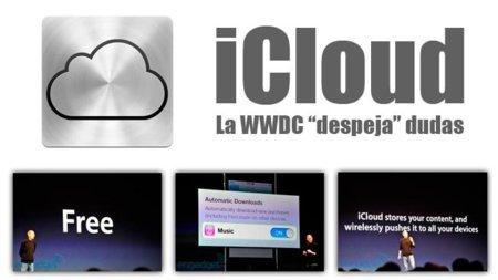 """Apple desvela iCloud y nos presenta """"La Nube"""""""
