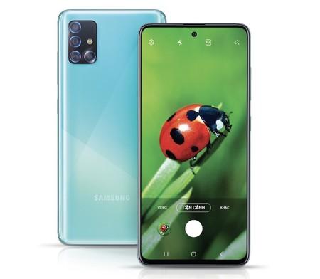 Galaxy A hasta en la sopa: Samsung registra desde el Galaxy A22 al Galaxy A92