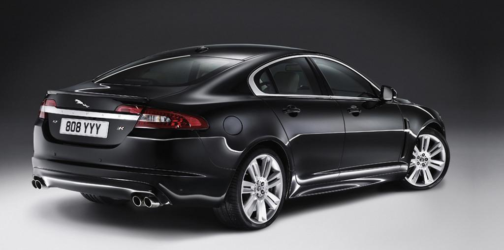 Foto de Jaguar XFR (28/34)