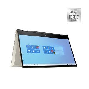"HP Pavilion 14-DW0022NS X360: Convertible táctil 2 en 1, 14"" FHD, procesador Intel i7 con 8 GB DDR4 de RAM, SSD 512 GB, Audio Bang & Olufsen, 2 puertos SuperSpeed USB-A, 1 puerto SuperSpeed USB-C y HDMI"
