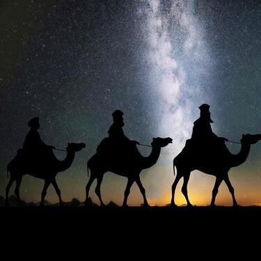 Los Reyes Magos y Papá Noel tienen un permiso especial para hacer llegar los regalos a los niños esta Navidad