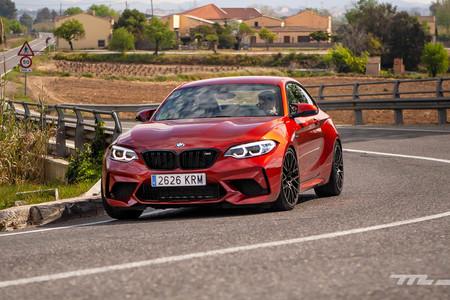 Ruta a la búsqueda del olvidado Circuito de Vilafranca del Penedés al volante de un BMW M2 Competition