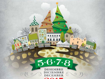 Feria de Navidad en Xixona 2015