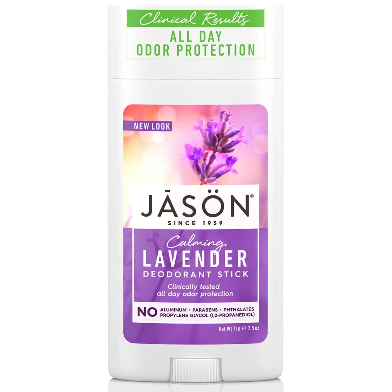 Desodorante en barra Calming Lavander de JASON