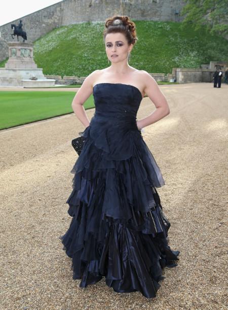 Helena Bonham Carter Ralph Lauren castillo de Windsor
