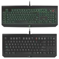 Razer BlackWidow 2013, un trío de teclados mecánicos para jugar